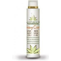 Naturalis Better Bio pečující vlasový a tělový šampon pro děti