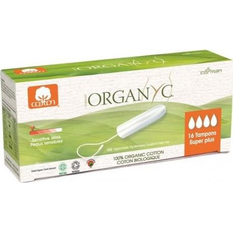 Organyc Tampony SUPER PLUS