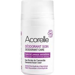 ACORELLE Deodorant sensitive skin roll-on