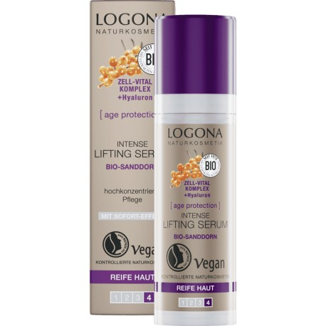 Logona Age Protection Intenzivní liftingové sérum