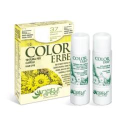 Natur Erbe Color Erbe Barva na vlasy No.37 Zesvětlovač 11.0