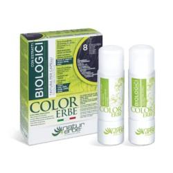 Natur Erbe Color Erbe Biologici Barva na vlasy No.08 Čokoládová 5.31