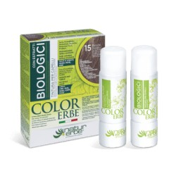 Natur Erbe Color Erbe Biologici Barva na vlasy No.15 Zlatavá blond 7.3Natur Erbe Color Erbe Biologici