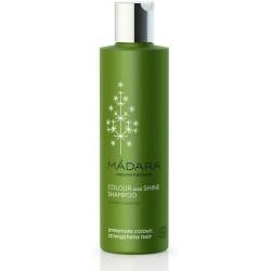 MADÁRA Šampon pro suché a barvené vlasy Colour and Shine