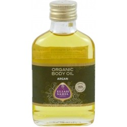 Ajurvédský arganový tělový olej