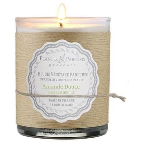 Plantes & Parfums Vonná svíčka Amande Douce