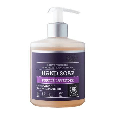 Urtekram Tekuté mýdlo na ruce levandulové