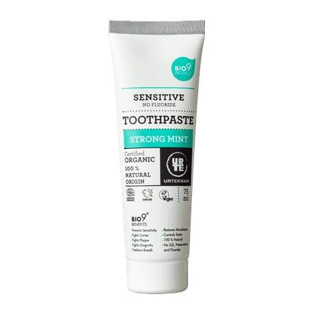 Zubní pasta mátová «Sensitive»