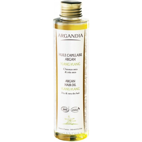 ARGANDIA Arganový vlasový olej s ylangem