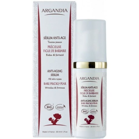 ARGANDIA Anti-age sérum na obličej s olejem opuncie - všechny typy pleti