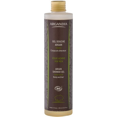 ARGANDIA Pánský sprchový gel na tělo a vlasy