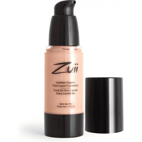 ZUII ORGANIC Bio tekutý make-up Soft Beige