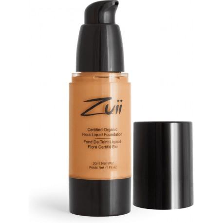Zuii Organic Bio tekutý make-up Olive Tan