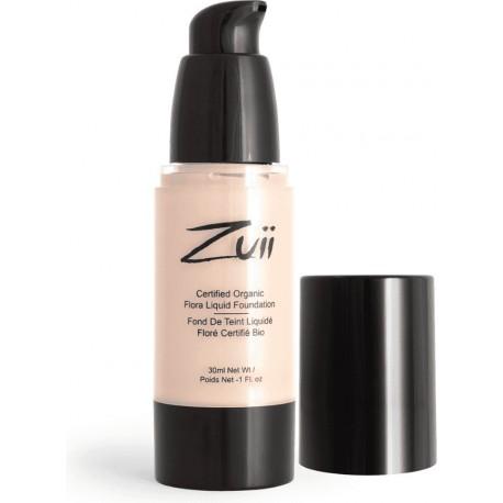 Zuii Organic Bio tekutý make-up Light Rose