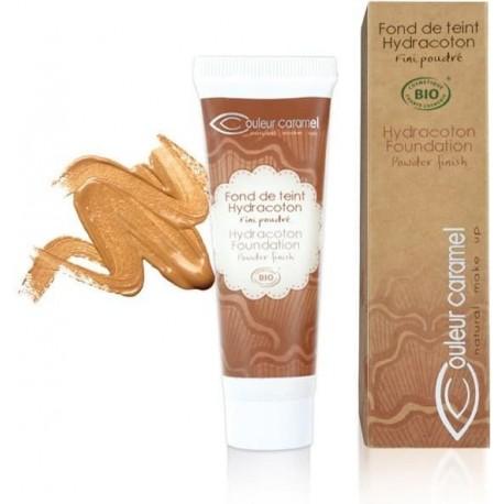 Couleur Caramel Tekutý make up s extraktem z bavlny č.14 Warm Sand