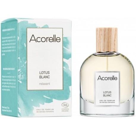 Acorelle Dámská parfémová voda bio Lotus Blanc