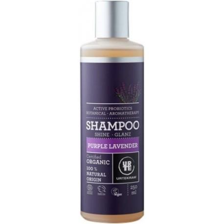 Urtekram Šampon pro lesk vlasů levandulový