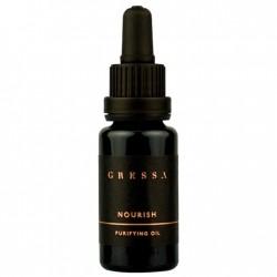 Gressa Skin Purifying Oil Vyhlazující olej se slaměnkou a malinovým olejem