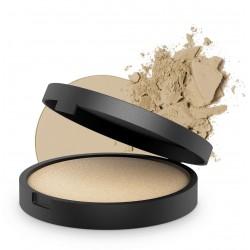 Inika Organic Přírodní zapečený minerální pudrový makeup Grace